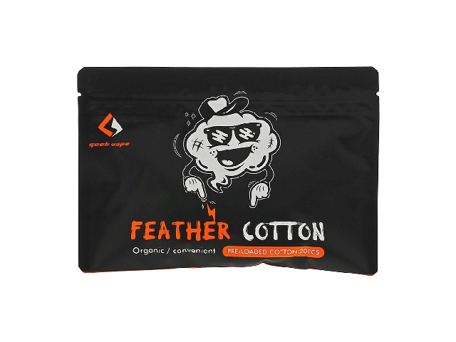 GeekVape Feather Cotton