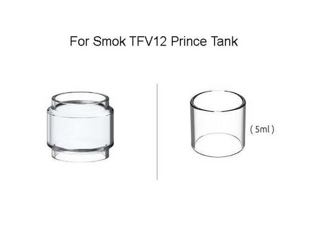 Smok TFV12 Prince Glass Tube
