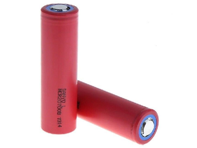 Battery 20700 Sanyo 4000mAh