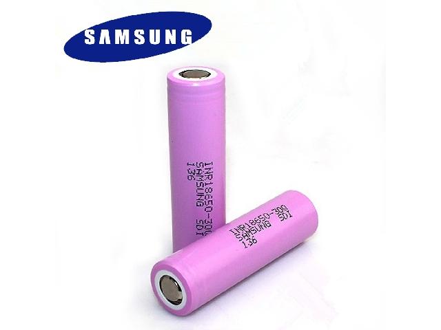 Battery 18650 Samsung 3000mAh
