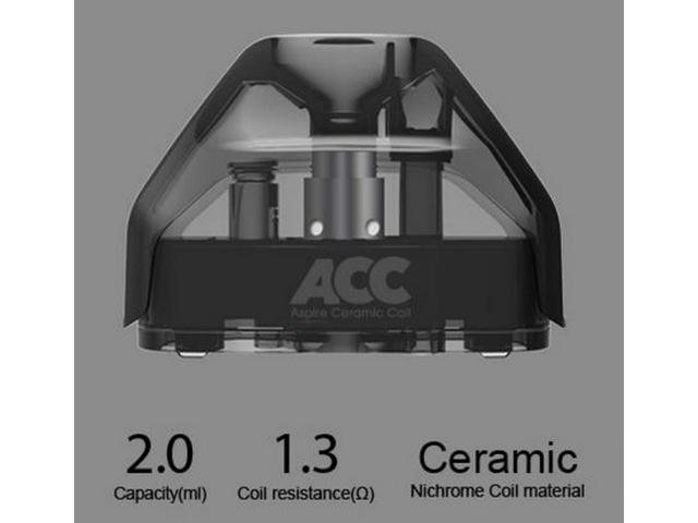 Aspire AVP Pod – 1.3ohm Ceramic
