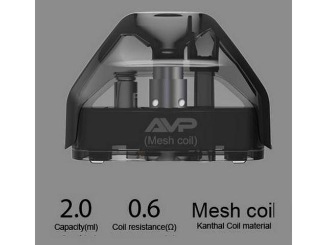 Aspire AVP Pod – 0.6ohm Mesh Coil