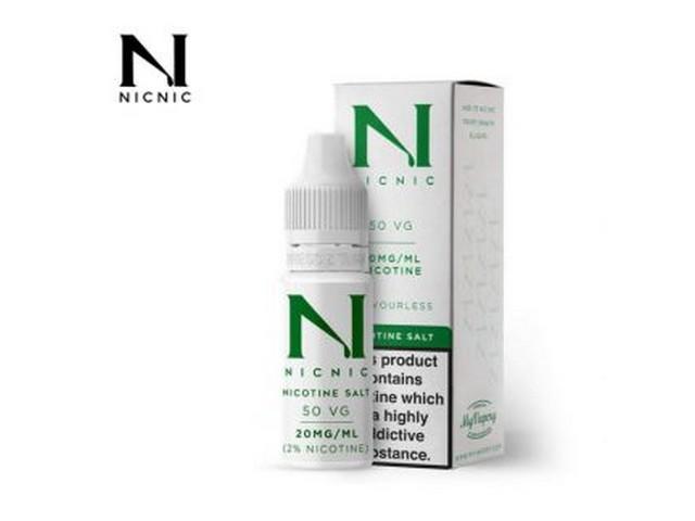 NicNic 20 Mg Nicotine Salt