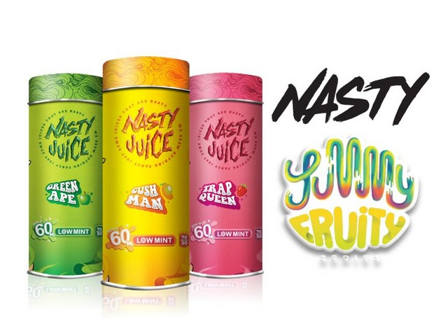 Nasty Juice Yummy Series