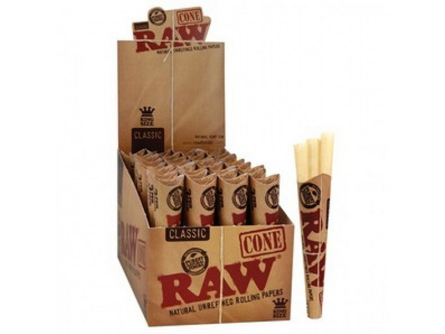 RAW 1.25 Cones 6pcs