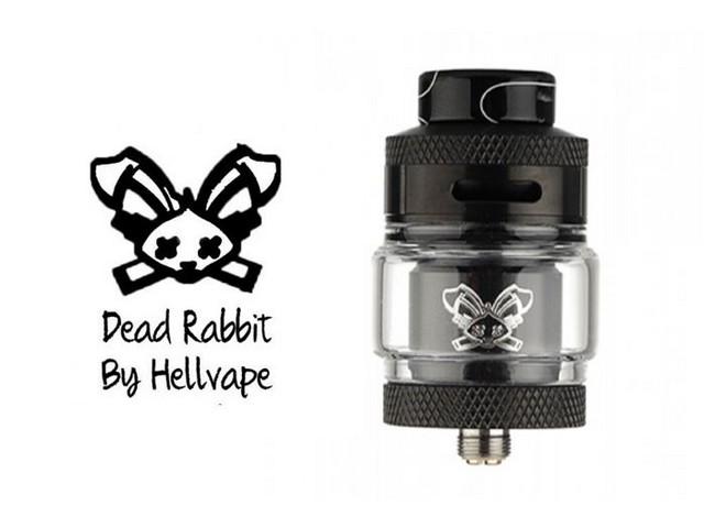 HellVape Dead Rabbit RTA Tank