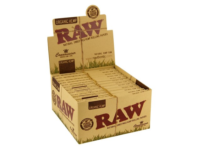 RAW Connoisseur King Slims And Roach