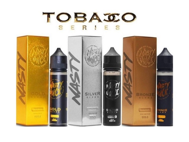 Nasty Juice Tobacco Series
