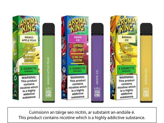 Aroma King Disposable Kit