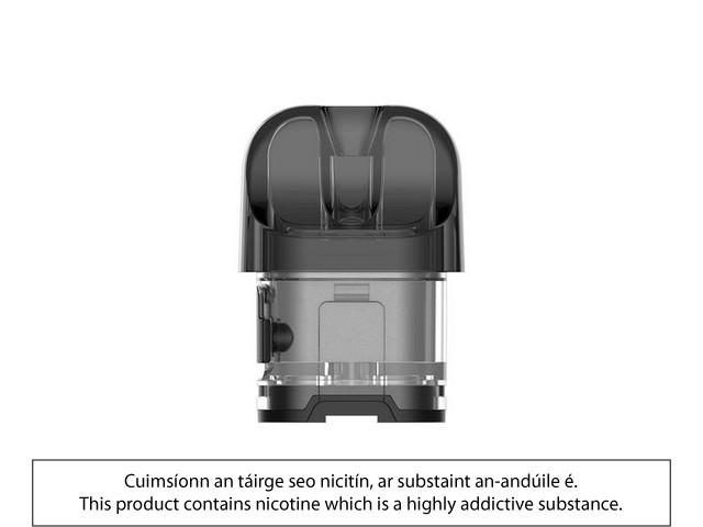 Smok Novo 4 Pod – Transparent Black
