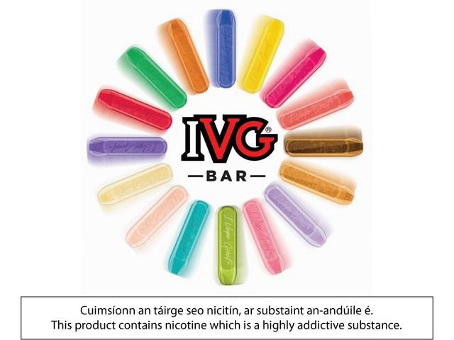 IVG Disposable Bar